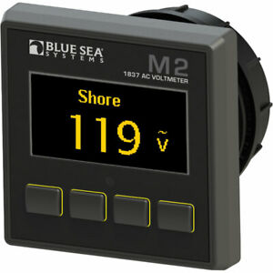 Blue Sea Systems 1837 Blue Sea 1837 M2 Ac Voltmeter