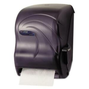 San Jamar Lever Roll Paper Towel Dispenser Roll 16 5 X 12 9 X 9 3