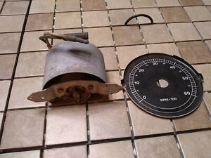 1967 1968 Mustang Shelby Cougar Used Tach Parts Original Fomoco
