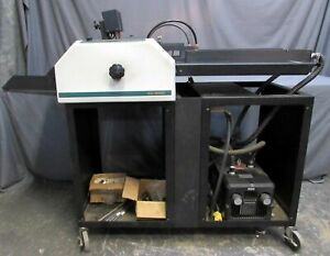 Graphic Whizard Gw 6000 Number perf score slit Machine