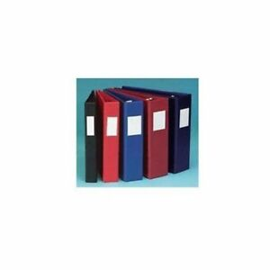 Universal Office Products 20708 D ring Binder With Label Holder 4 Capacity