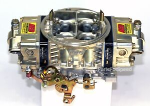Aed Al750ho bk Holley 750 Double Pumper Carb Street Race Billet Blocks 750ho