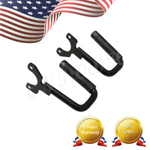 1 Pair Front Grab Handles Fit For 1997 2006 Jeep Wrangler Tj Unlimited Tj New