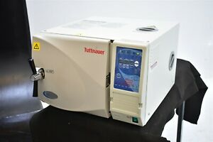Tuttnauer New Ez9 Dental Lab Autoclave Steam Sterilizer For Instruments