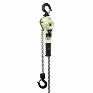 Jet Tools 181205 Jlh 25 5 1 4 Ton Compact Lever Hoist With 5 Lift