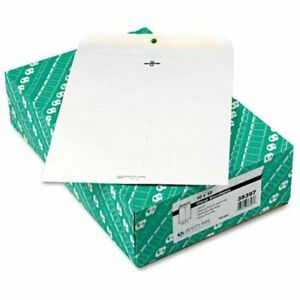 Quality Park 10x 13 Clasp Envelopes Business 10 X 13 28 Lb Flap