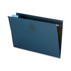 Esselte Earthwise Hanging Folder Legal 8 50 X 14 0 50 Expansion 1 5