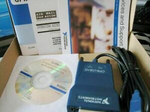 New In Box National Instrumens Ni Gpib usb hs Interface Adapter Ieee 488 1pc