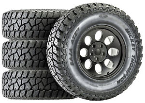 4 Mickey Thompson Baja Atzp3 Lt 35x12 50r17 Load D 8 Ply A t All Terrain Tires
