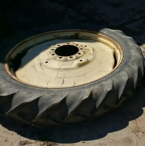 Massey Harris 101 Jr Tractor 9 Bolt 36 Rims Pressed Steel Tractor Rims Pullers