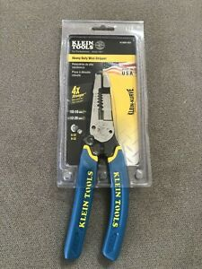 Klein Tools K12055 Klein kurve Heavy duty Wire Stripper 10 20 Awg