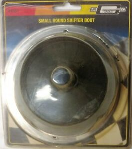 Mr Gasket Small Round Shift Boot 5 1 2 Diameter 1651