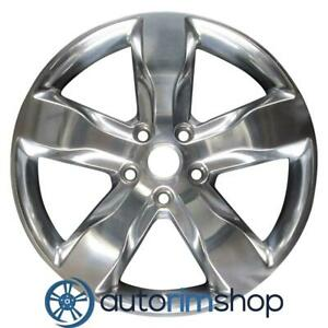 New 20 Replacement Rim For Jeep Grand Cherokee 2011 2012 2013 Wheel Polished