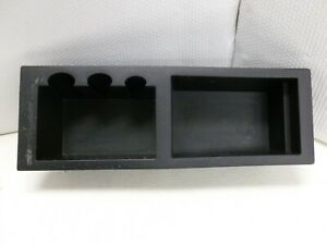 07 10 Ford Edge Center Console Storage Compartment Package Tray