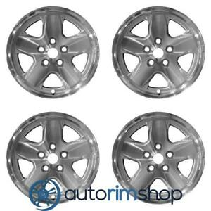 Jeep Liberty 2001 2005 16 Oem One Piece Wheel Rim Set