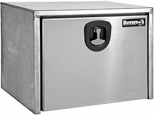 Buyers Products 1702603 Toolbox Stainless Steel18x18x30 With Pol Dr