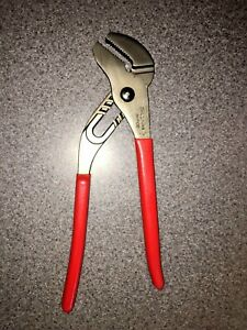 Snap On Tools Adjustable Tongue Groove Pliers Chanel Locks Part Awp120