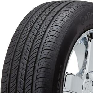 2 New P195 65r15 91h Continental Procontact Tx 195 65 15 Tires