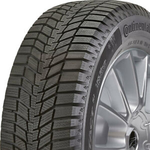 2 New 225 55r17xl 101h Continental Wintercontact Si 225 55 17 Snow Tires