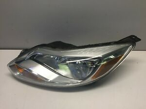Ford Focus 12 13 14 Used Oem Head Light Headlight Lamp Headlamp Lh Used