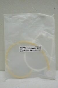 Lot Of 9 Welch Allyn 17461 Disposable Adult Yellow Stethoscope Uniscope