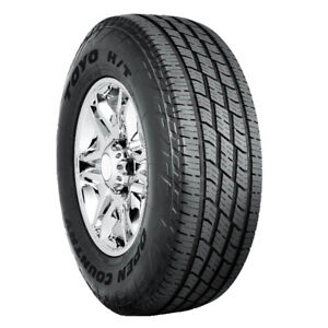 4 New Toyo Open Country H t Ii Lt275 65r18 Load E 10 Ply Light Truck Tires
