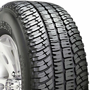 4 New Michelin Ltx A T2 Lt265 70r17 Load E 10 Ply At All Terrain Tires