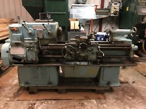 Pratt And Whitney 16 X 30 Engine Lathe