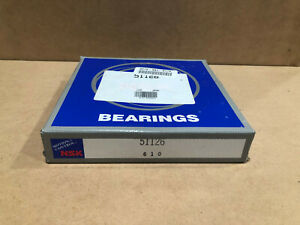 Nsk 51126 Single Direction Thrust Ball Bearing Skf 51126