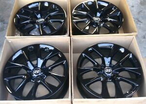18 Hyundai Genesis Factory Oem Staggered Alloy Wheels Rims 2013 2016