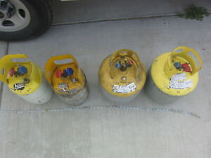 30lb 50lb Refrgerant Recovery Cylinder Tank Used