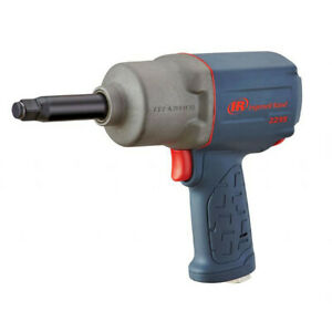 Ingersoll Rand 1 2 In Titanium Impact Wrench W extended Anvil 2235timax 2 New