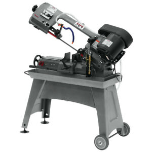 Jet 414453 J 3230 5 In X 8 In 1 2 Hp 1ph Horizontal Wet Band Saw New