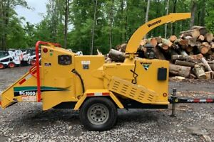 2010 Vermeer Bc1000xl With Only 2051 Hours 2701