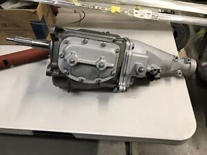 1959 1960 Chevrolet Impala 4 Speed Trans T10 With Steering Column Manual