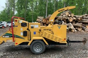 2012 Vermeer Bc1000xl With Only 1320 Hours 2707