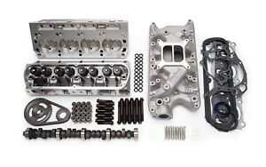 Edelbrock 2027 Power Package Top End Engine Kit Fits Small Block Ford 289 302