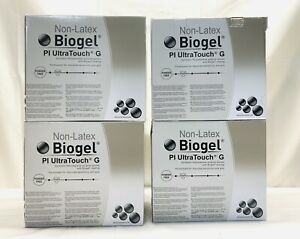 200 Pair Molnlycke Non latex Biogel Pi Ultratouch G Surgical Gloves Size 7 5