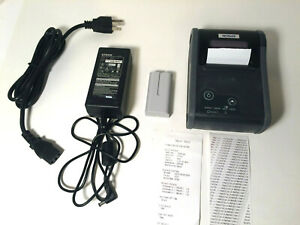 Epson Mobilink Tm p60 Point Of Sale Thermal Receipt Printer M196b