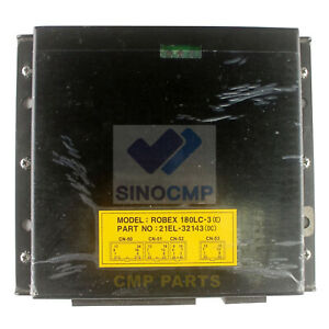 21el 32143 dc Controller For Hyundai R180lc 3 e Excavator With 1 Year Warranty