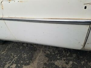1956 Chrysler Imperial 4 Dr Left Front Door Trim