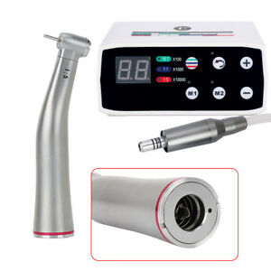 New Dental Brushless Electric Led Micro Motor nsk Style 1 5 Increasing Handpiece