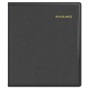 At A Glance Refillable Multi Year Monthly Planner 9 x11 White 2018 2022