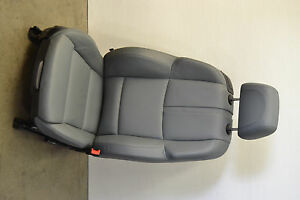Bmw E92 M3 Palladium Silver Leather Front Right Seat Passenger Oem 2008 2013