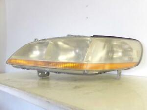 1998 1999 2000 Honda Accord Driver Lh Headlight Oem C36l
