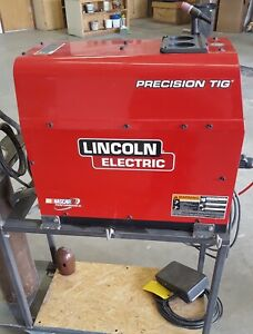 Lincoln Electric Welder Precision Tig 2100