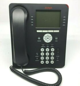 Lot 10 Avaya 9608 Ip Phone Handset Base Included No Ac Adapter Incl Or Poe