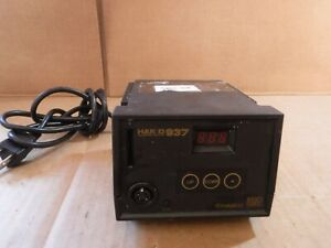 Hakko Model 937 Soldering Station