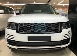 Cars Front Bumper Decorative Trims Parts Use For Land Rover Range Rover 2018