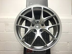 20 Vortex Gtr Concave Hyper Silver Rims Wheels Fits Acura Tl Tsx Rsx Type S